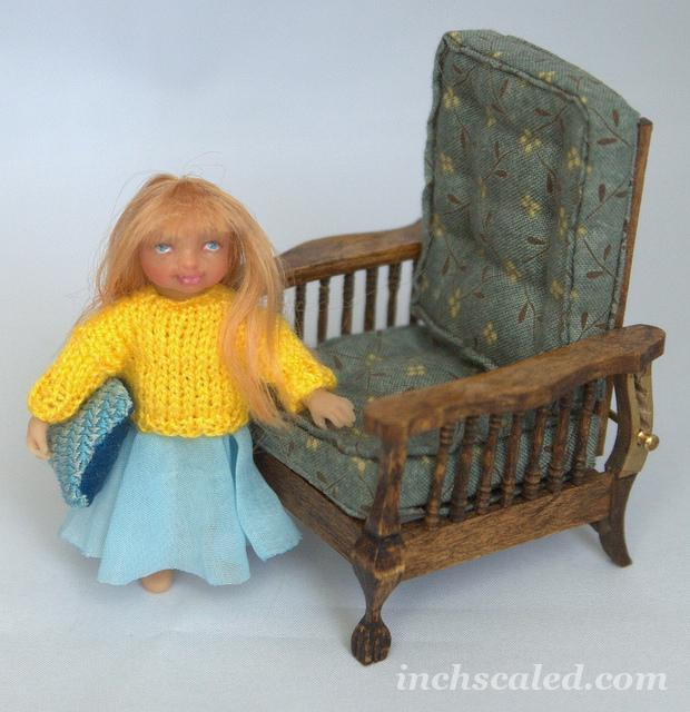 Second doll