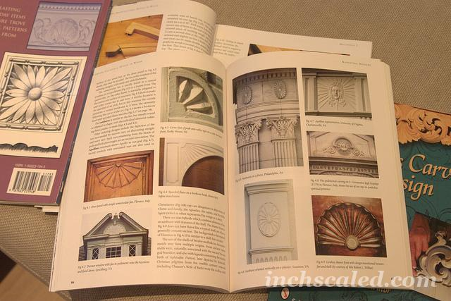Woodcarving books