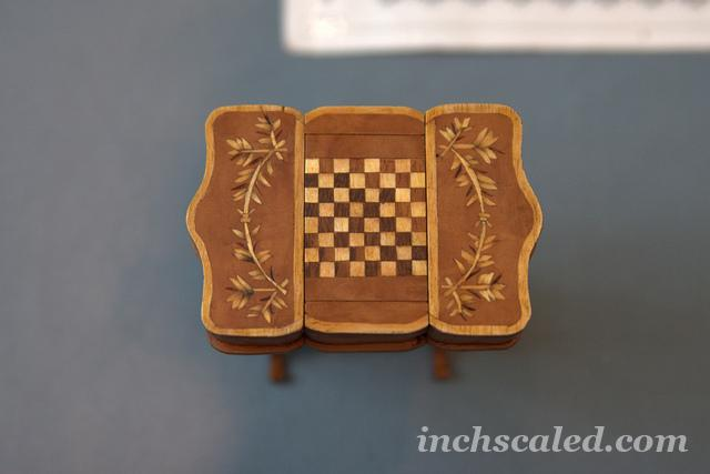 Second version of Victorian Game Table