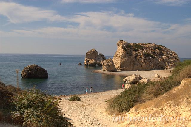 Birthplace of Aphrodite, Cyprus