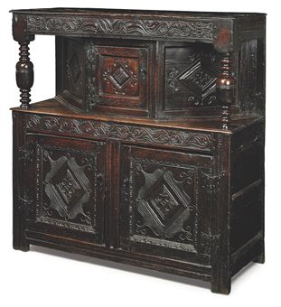 a_small_charles_i_oak_press_cupboard_circa_1640_yorkshire_d5323594h